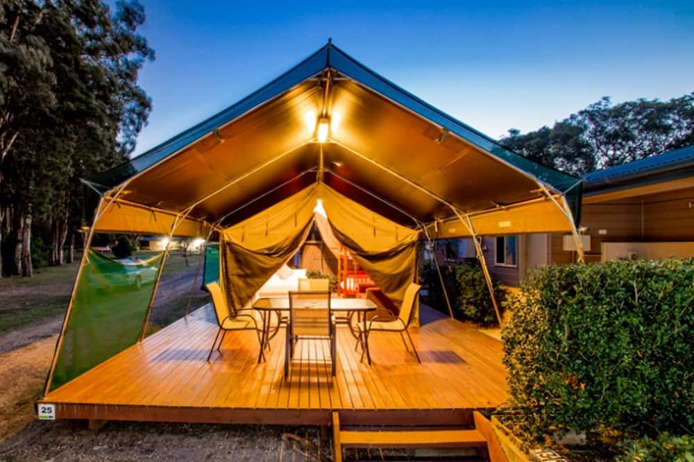 Tenda Standar - Kamar Tamu
