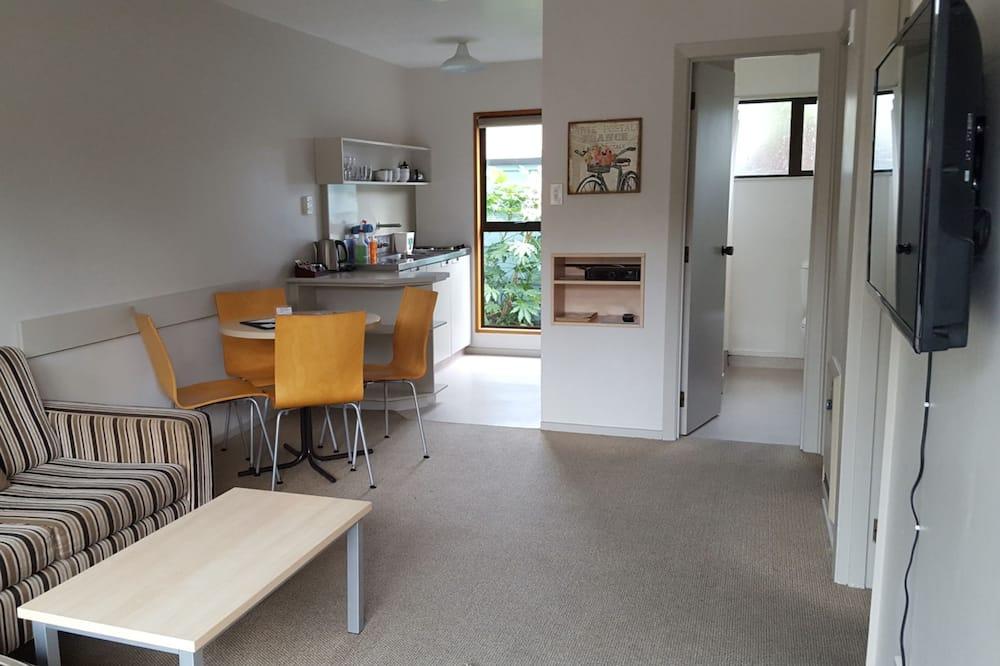 Standard Suite, 2 Bedrooms, Kitchen - Living Area