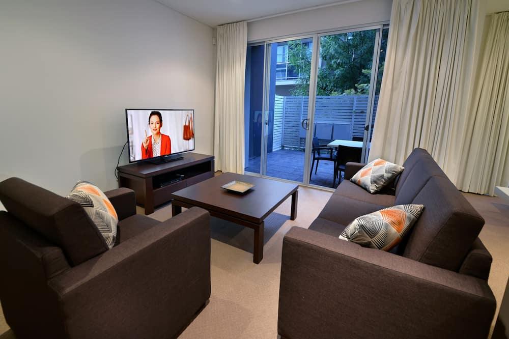 Apartment, 2Schlafzimmer (Two Bedroom Apartment (7Nights)) - Wohnzimmer