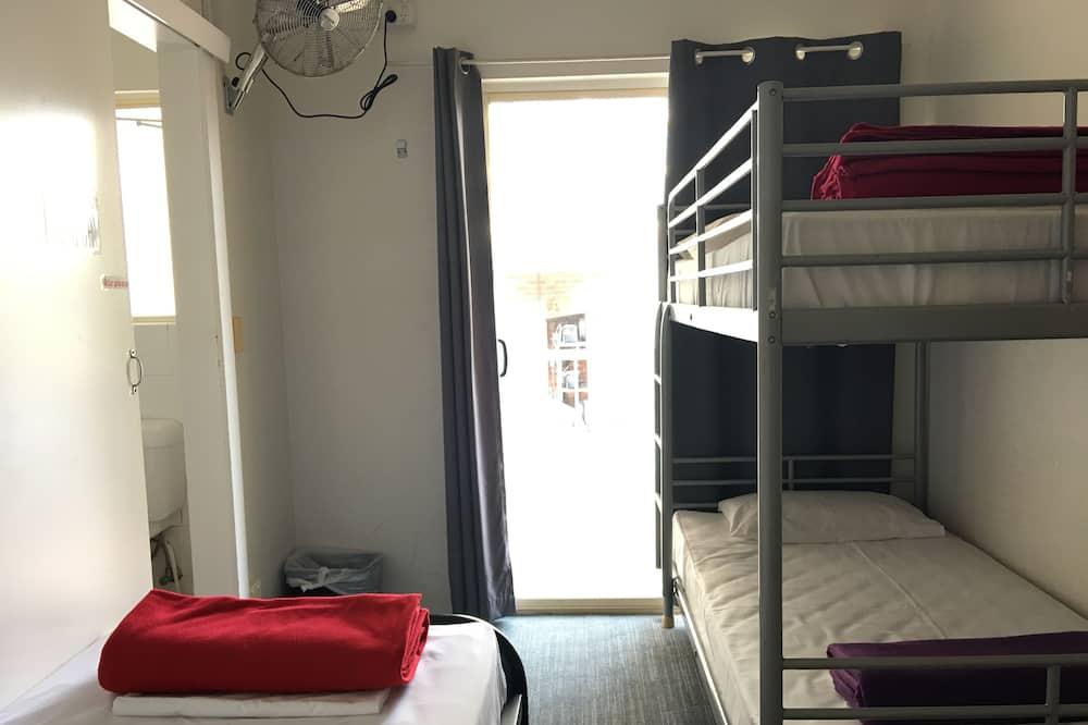 Standaard Twin kamer, 1 slaapkamer, niet-roken, privébadkamer - Woonruimte