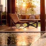 Summer Pool Villas - Spabad buiten