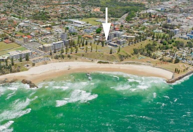海灘別墅假日公寓酒店, 馬克夸立港, 鳥瞰