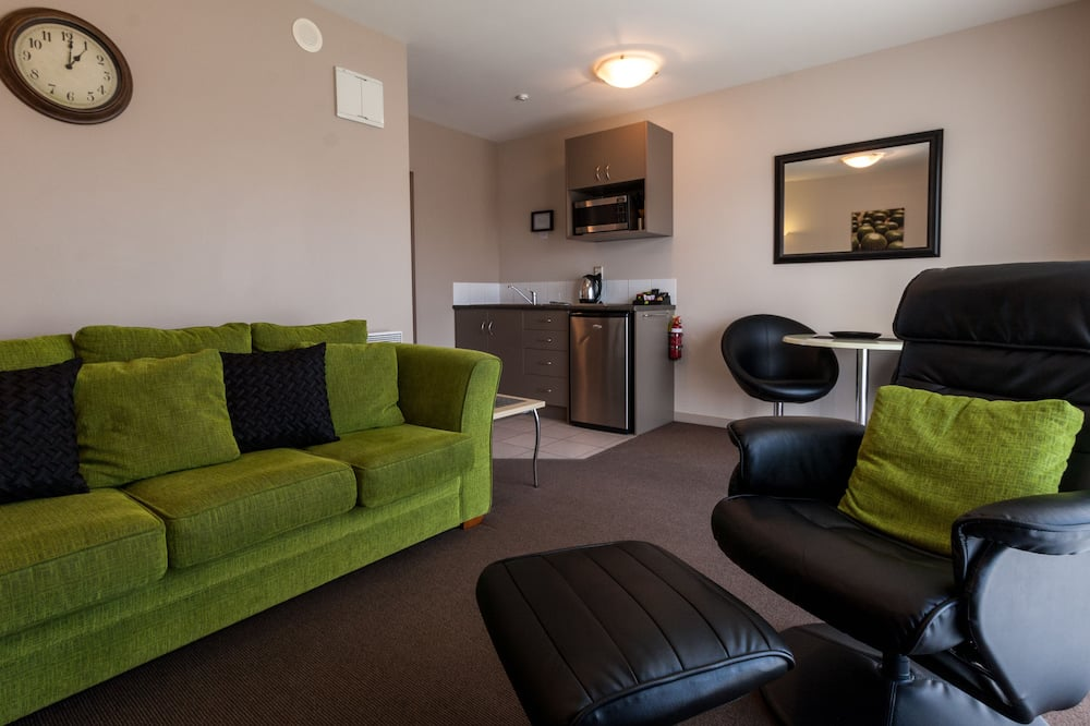 One Bedroom Spa Studio - Dzīvojamā zona
