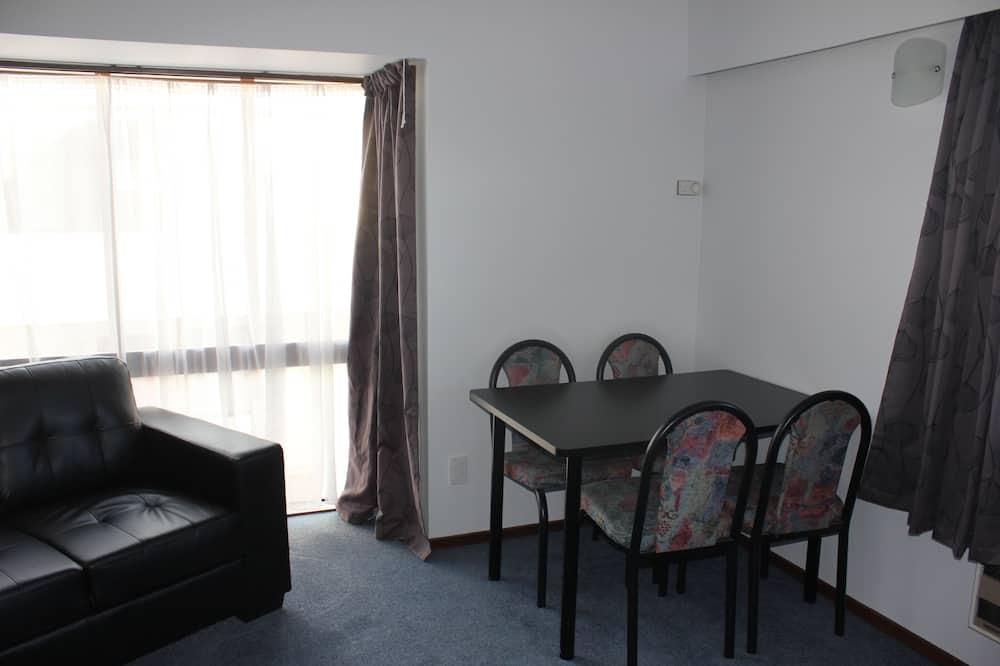客房, 1 間臥室, 廚房 - 客廳