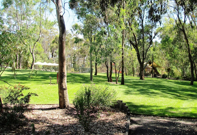 A-line Holiday Park, Big Hill, Property Grounds