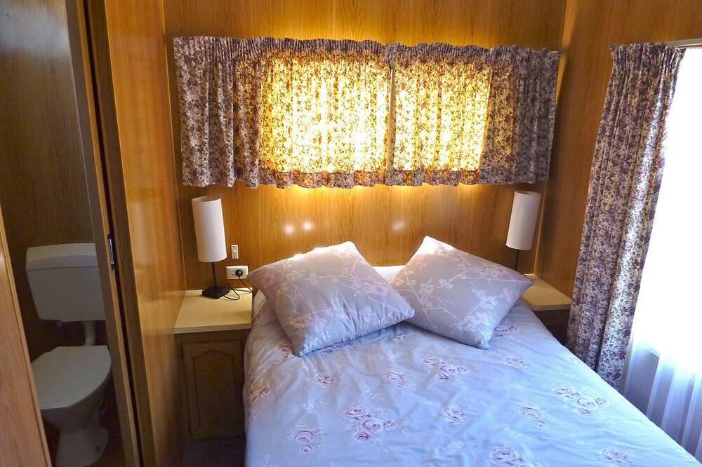 Будиночок, 1 спальня (Dolphin) - Ванна кімната
