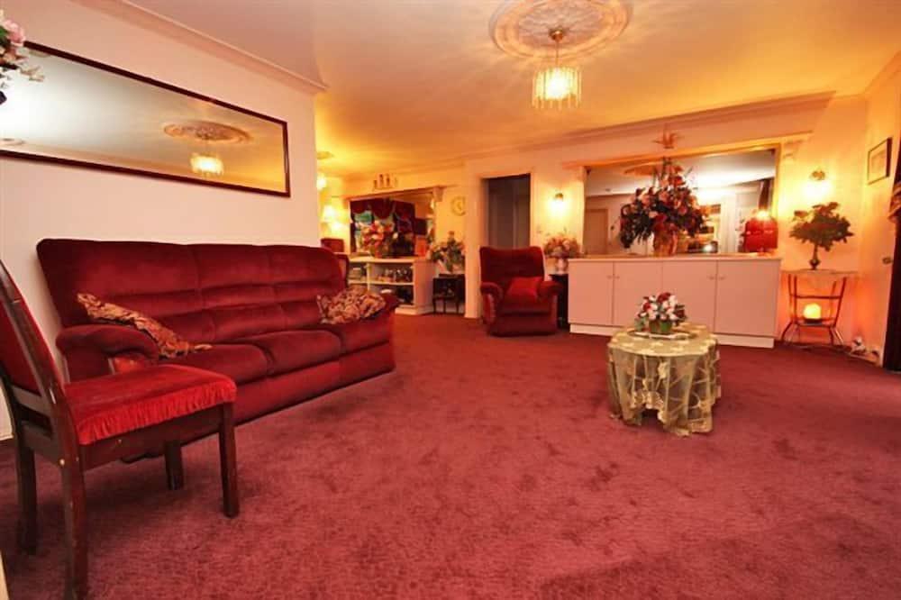 Luxury-Haus, 4Schlafzimmer, Gartenblick - Wohnzimmer