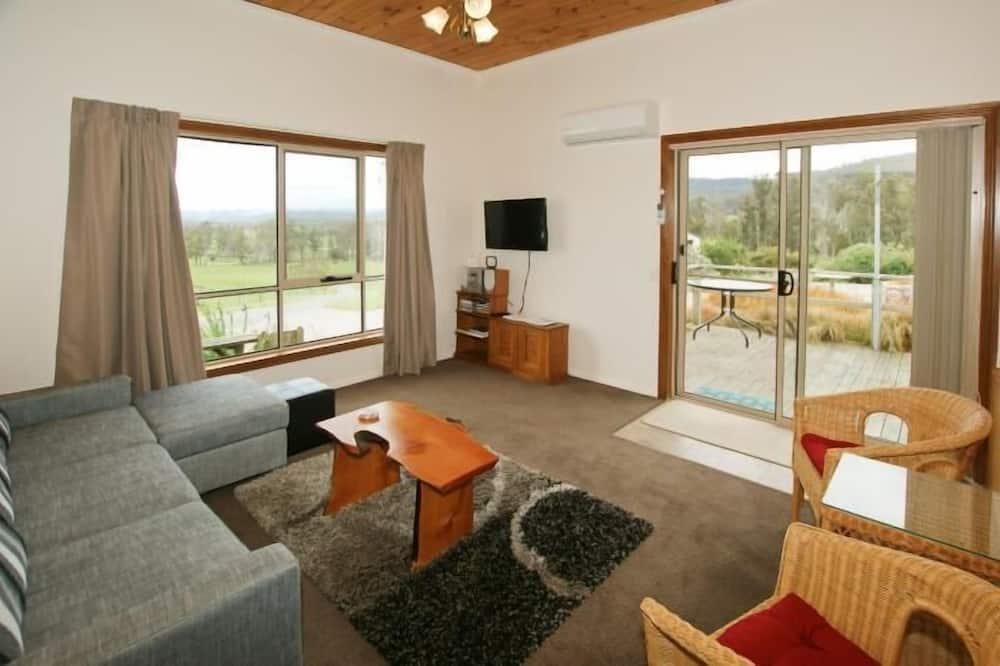Standard-huoneisto, 1 makuuhuone, Keittotila (Spa Apartment) - Oleskelualue