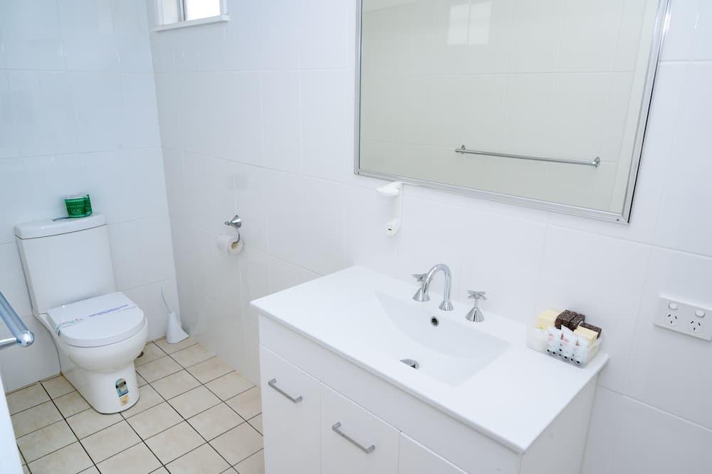 Perhesviitti, 1 makuuhuone (Family Room Sleeps 4) - Kylpyhuone