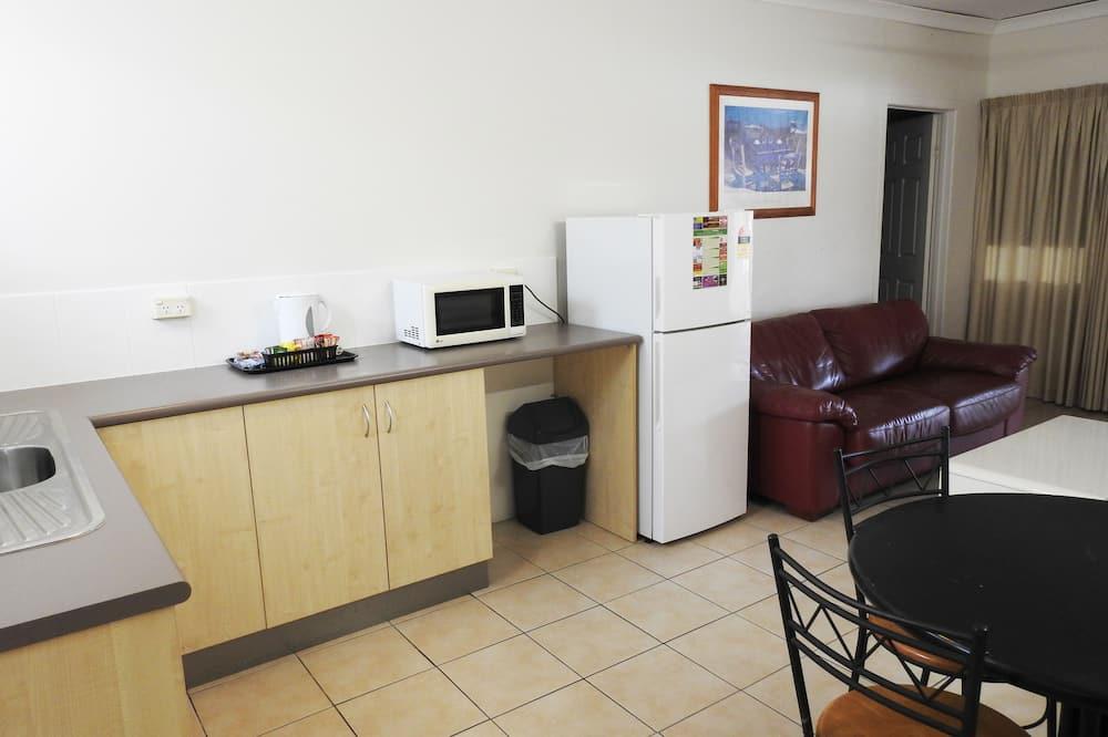 Appartamento, cucina - Area soggiorno