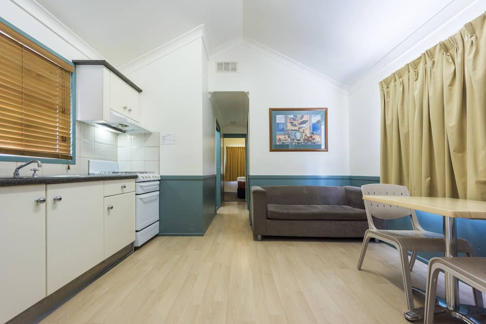 Two Bedroom Cabin - Living Area