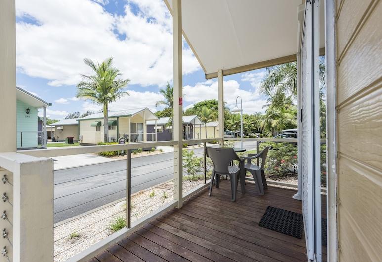 Gateway Lifestyle Grafton, Grafton, Double Studio Cabin, Terrace/Patio