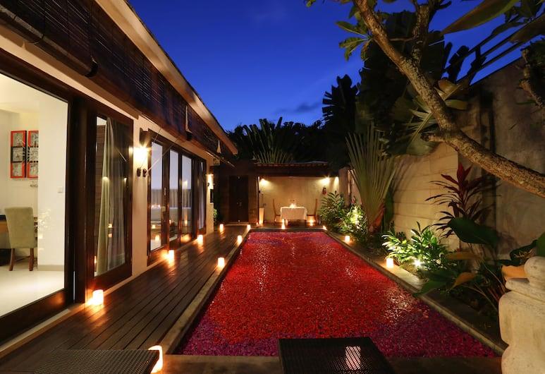 Grania Bali Villa, Seminyak, Outdoor Dining
