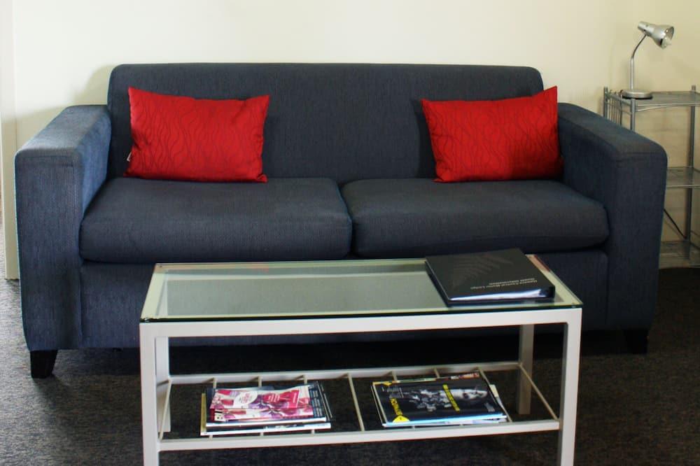 Executive Apartment, 1 Bedroom, Non Smoking, Kitchen - Living Room