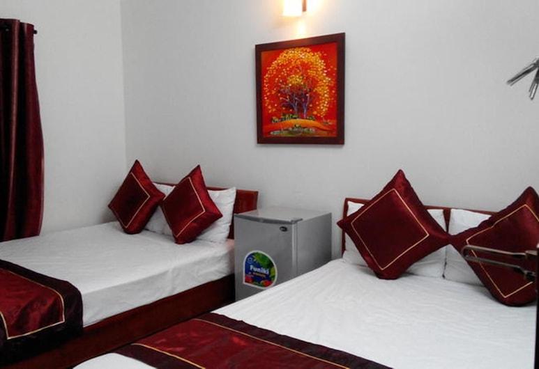 卡拉海濱旅館, 峴港, 家庭客房, 客房