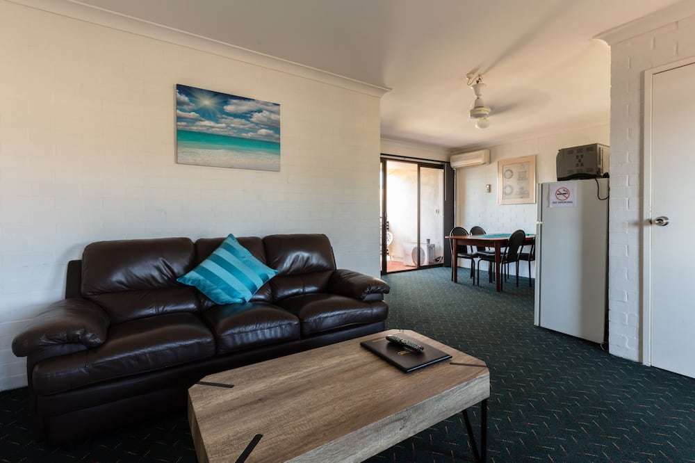 Leilighet – standard, 1 soverom, ikke-røyk, tekjøkken (Apartment) - Oppholdsområde