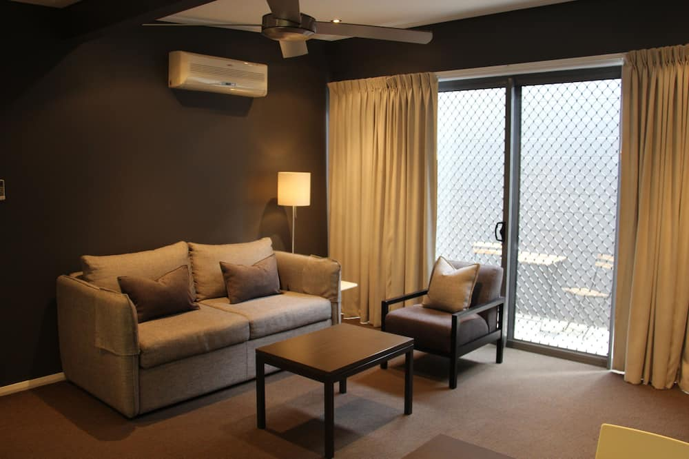 Departamento estándar, 1 habitación, para no fumadores, cocina básica (Apartment) - Vista al patio