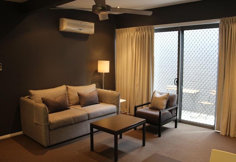 Portman House, Scone, Departamento estándar, 1 habitación, para no fumadores, cocina básica (Apartment), Vista al patio