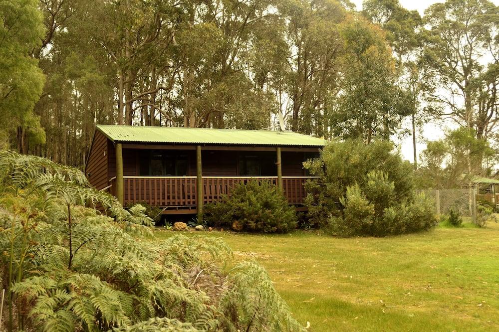 Familienchalet, 2Schlafzimmer, Nichtraucher, Küche (Forest (Pet Friendly)) - Balkon