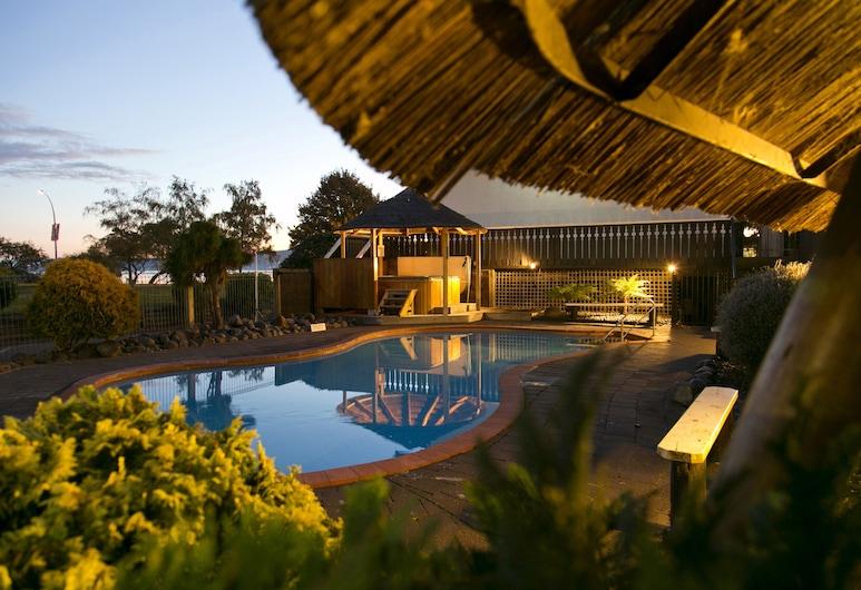 Le Chalet Suisse Motel Apartments, Taupo