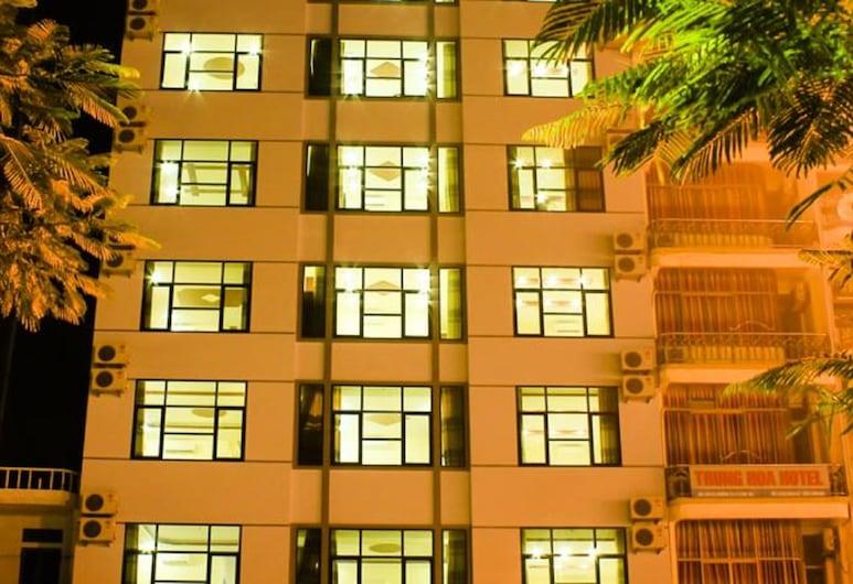 마이 응옥 호텔 깟바, 하이퐁, 호텔 정면