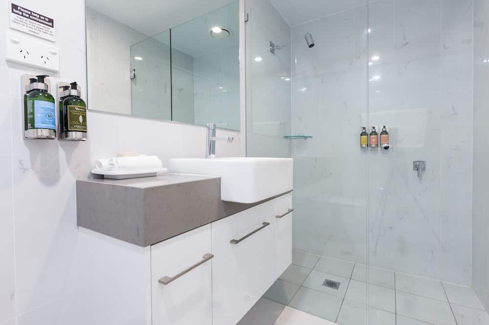 豪華套房 - 浴室
