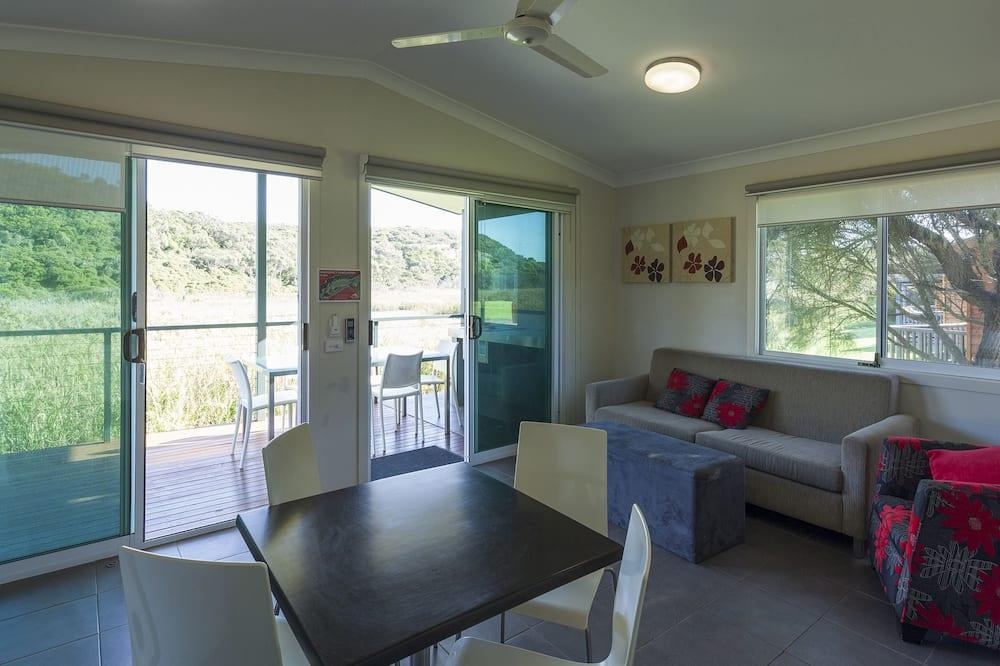 Standard-Suite, 2Schlafzimmer, Nichtraucher, Küche - Wohnbereich
