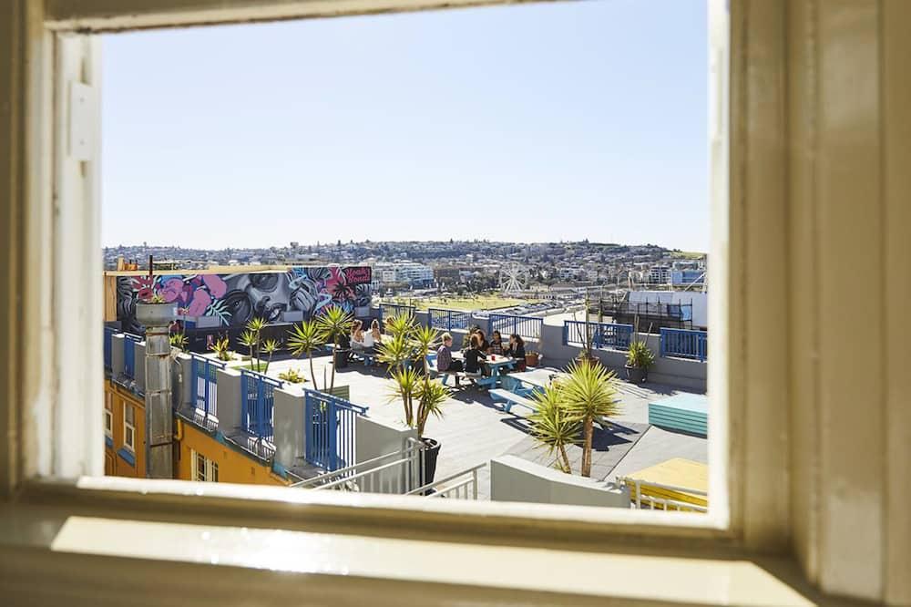Twin kamer, Uitzicht op het strand - Uitzicht op strand/zee