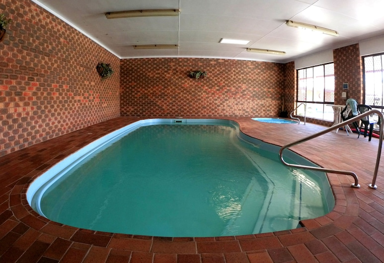 Horsham Mid City Court Motel, Horsham, Indoor Pool
