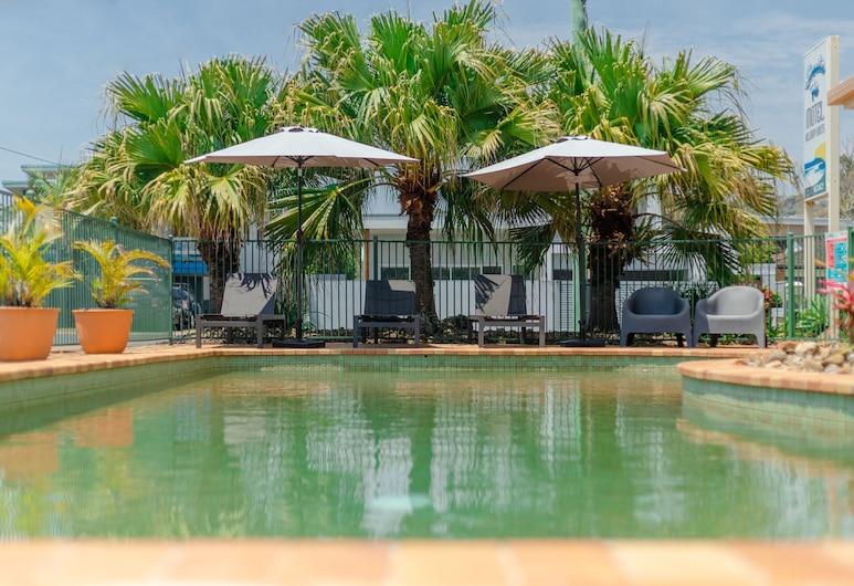Santa Fe Motel & Holiday Units, Lennox Head, Outdoor Pool