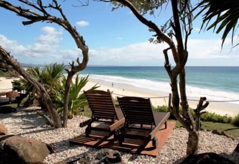 Bluewater on the Beach, Byron Bay, Sundeck