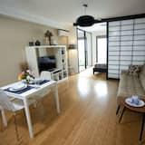 Superior Apartment 14 - Living Area