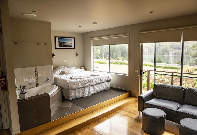 Little Norfolk Bay Events and Chalets , Taranna, Studio (Spa), Room