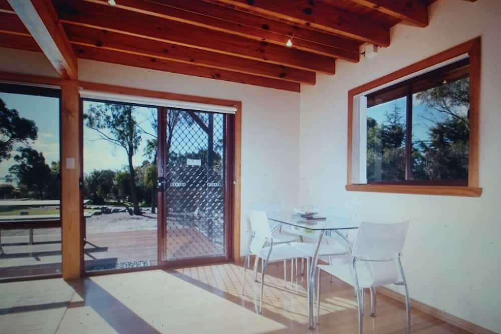 Villa Confort, 2 chambres - Restauration dans la chambre