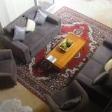 Standaard suite, Meerdere slaapkamers, niet-roken, keuken (Phuket Lodge) - Woonkamer