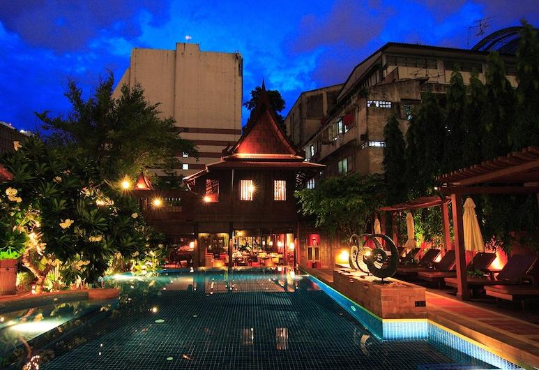 ザ ローズ ホテル バンコク, バンコク, ホテルのフロント