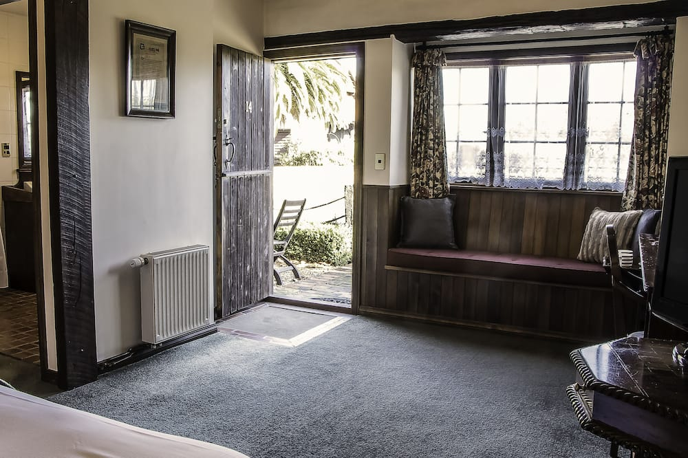 Deluxe-Zimmer (King) - Wohnbereich
