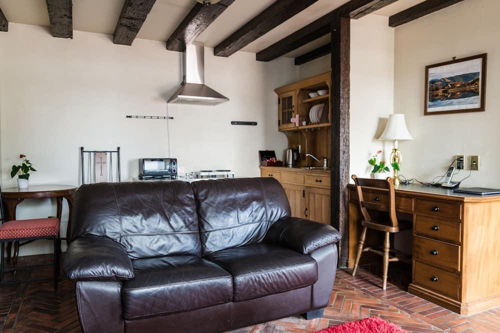Standard-Studio, Nichtraucher (Rose Cottage) - Wohnbereich