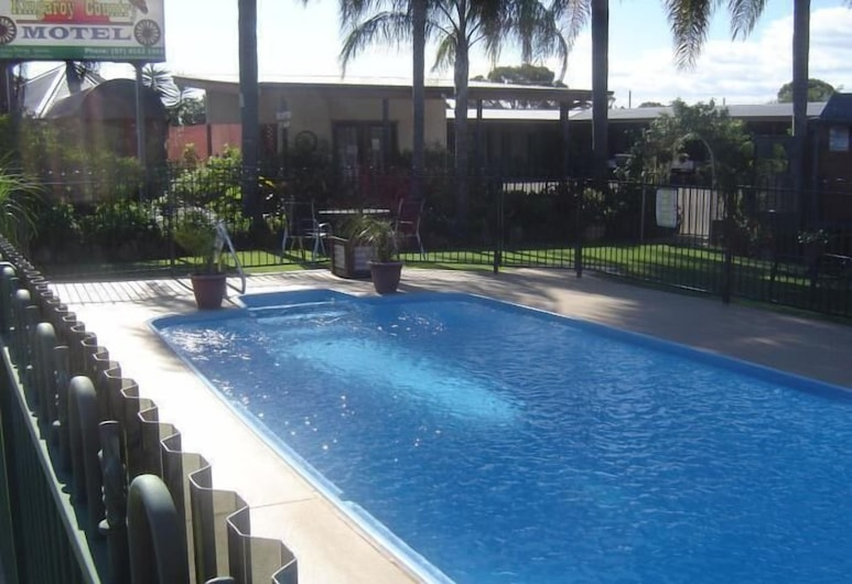 Kingaroy Country Motel, Kingaroy, Outdoor Pool