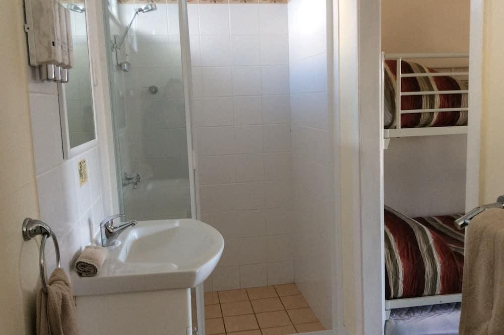 Familieværelse - ikke-ryger - Badeværelse