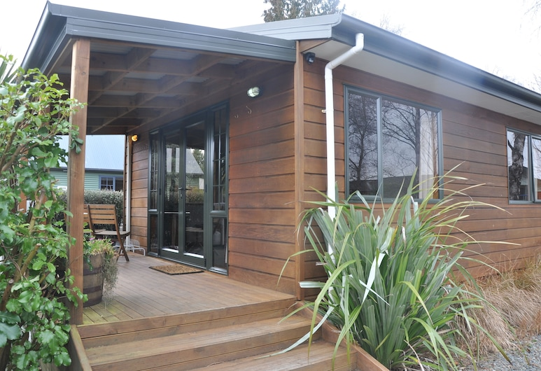 Birchwood Cottages, Te Anau, Exterior