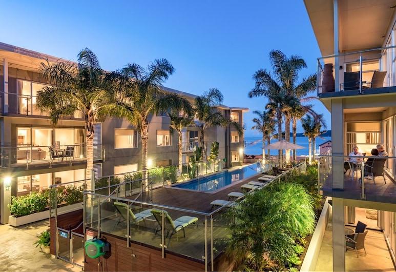 Edgewater Palms Apartments, Paihia, Outdoor Pool