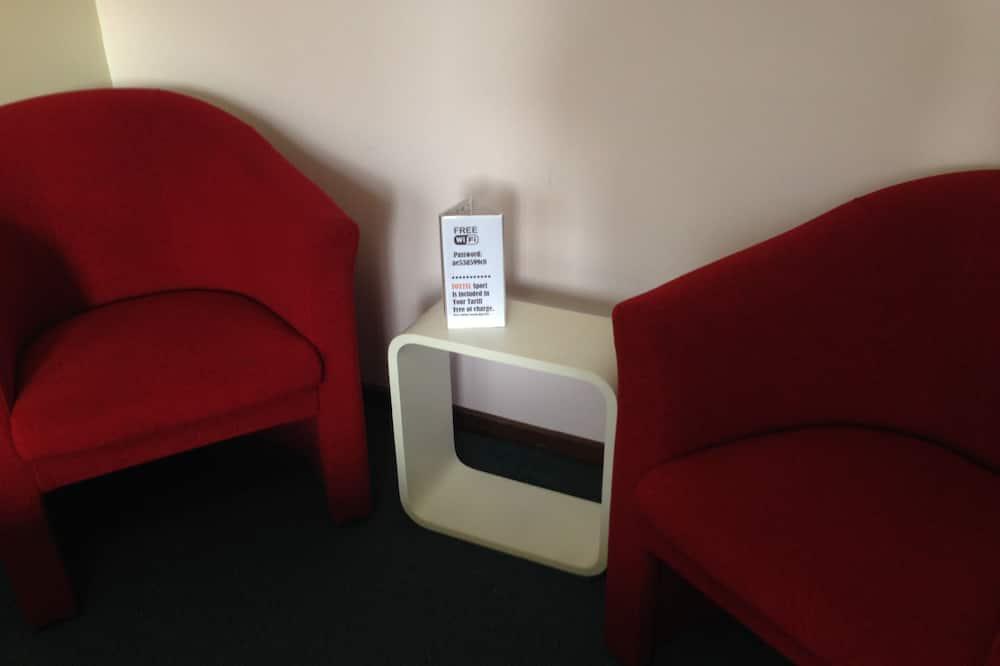 Standard-huone - Oleskelualue