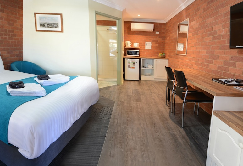 Bendigo Goldfields Motor Inn, Golden Square, Executive Queen Room  , Guest Room