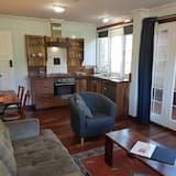 Suite estándar, 2 habitaciones, para no fumadores, cocina (Captain's Quarters) - Sala de estar
