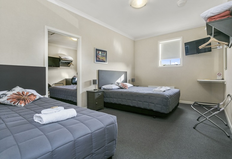 No1 Motels On Victoria, Cambridge, Studio Standard, non-fumeurs (Two Bedroom Unit), Chambre