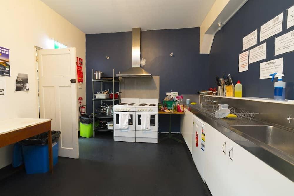 標準三人房 (Ensuite) - 共用廚房