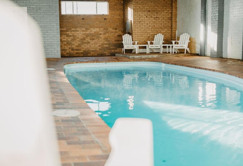 Deer Park Motor Inn, Armidale, Unutarnji bazen