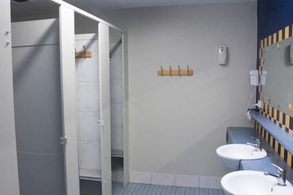 Standaard slaapzaal, niet-roken, gemeenschappelijke badkamer (6 Share Dormitory) - Badkamer
