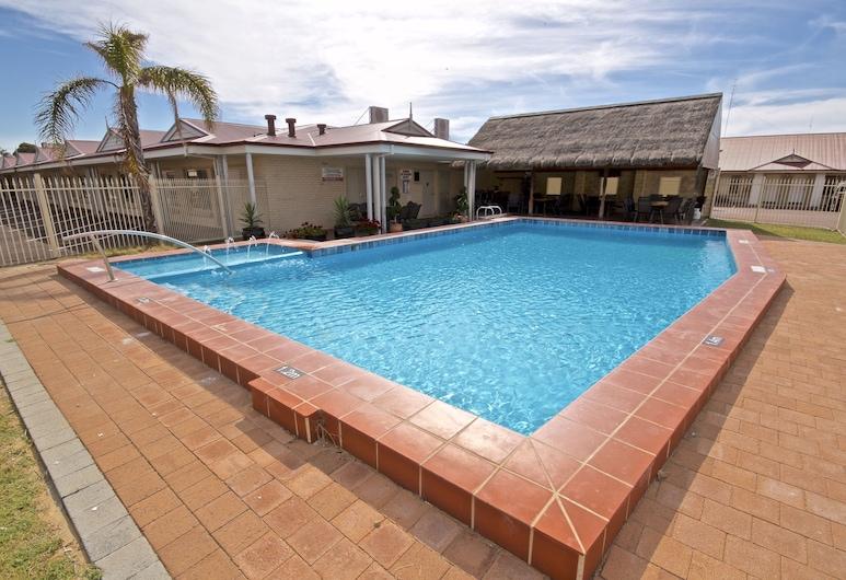 Bunbury Apartment Motel, South Bunbury, Vonkajší bazén